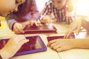 Zu viel Internet-Konsum macht Kinder dick