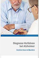 "Broschüre ""Diagnose-Verfahren bei Alzheimer"""