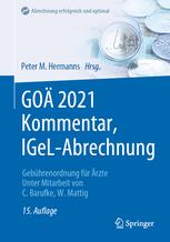 GOÄ 2021