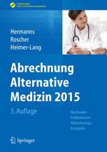 Springer Alternative Medizin 2015